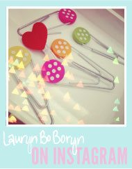 Follow LaurynBoBoryn on Instagr.am
