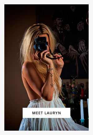 Meet Lauryn Evarts