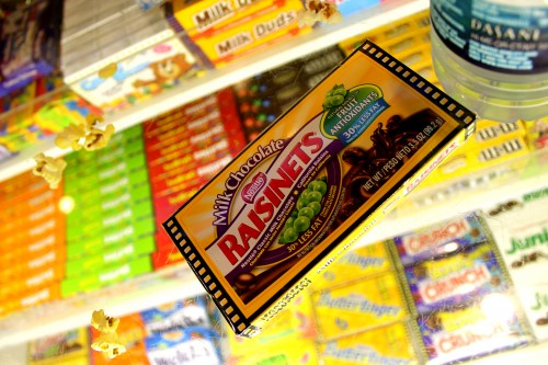 Movie Theatre Candy