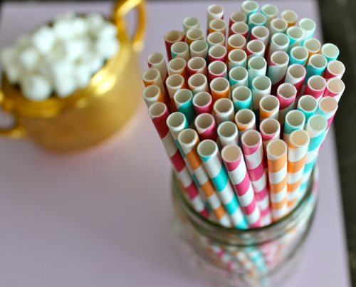 Looking-back-at-2011-with-Lauryn-Evarts-with-paper-straws