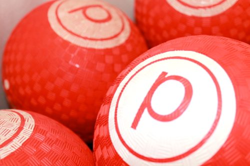 Delightful, tiny, instrument of squishy torture. Pure Barre, Pure Fitness Rage.