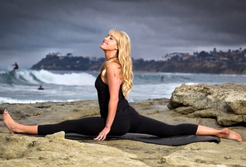 Lauryn Evarts talks with Cindy Jansen, Pilates expert from Carmel Valley, California.