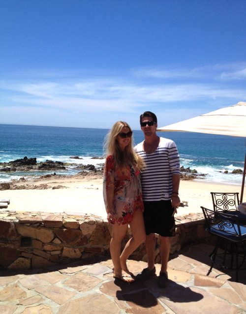 Michael-Bosstick-and-Lauryn-Evarts-at-OneOnly-Palmilla-Resort-San-Jose-del-Cabo
