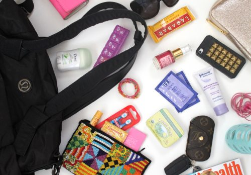 Whats-in-My-Gym-Bag-with-Lauryn-Evarts-gym-items-like-Lemon-Tarts-by-St