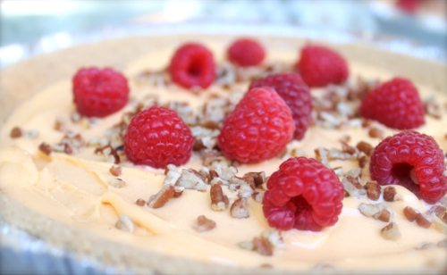 Healthy Thanksgiving dessert recipes by blogger, Lauryn Evarts.