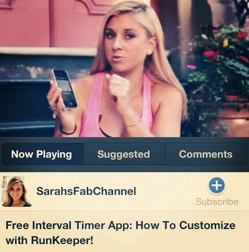 Lauryn Evarts talks with YouTube sensation Sarah Dussault about skinny tips and tricks.