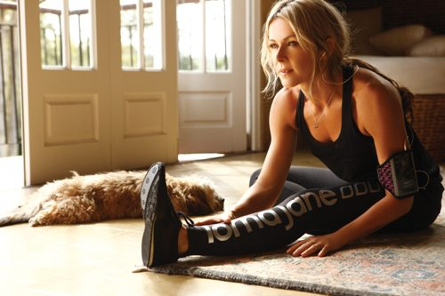 Lauryn Evarts talks with the creator of Lorna Jane Activewear from Australia.