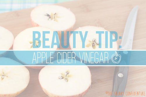 Lauryn Evarts, fitness blogger, lifestyle blogger, and fashion blogger talks skinny tips and tricks for weight loss with apple cider vinegar.