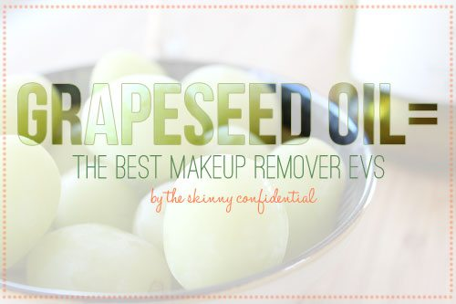 All Natural Makeup Remover--- Throw Away Your Store-Bought Shit