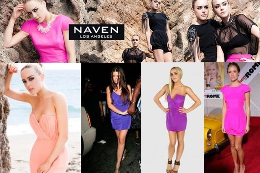 Lauryn Evarts from The Skinny Confidential talks to the Naven Twins about health, diet, and fashion.