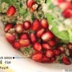 Quick, easy quinoa recipe