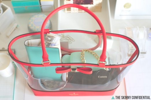 The Skinny Confidential talks Kate Spade.