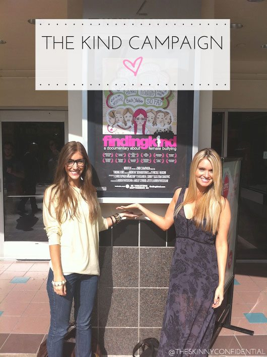 The Skinny Confidential talks to Kind Campaign creators, Lauren Paul and Molly Thompson.