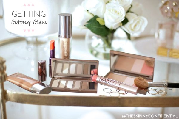 The Skinny Confidential x Urban Decay Cosmetics.