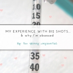 The Skinny Confidential talks B12 shots.