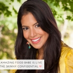 The Skinny Confidential x Food Babe.
