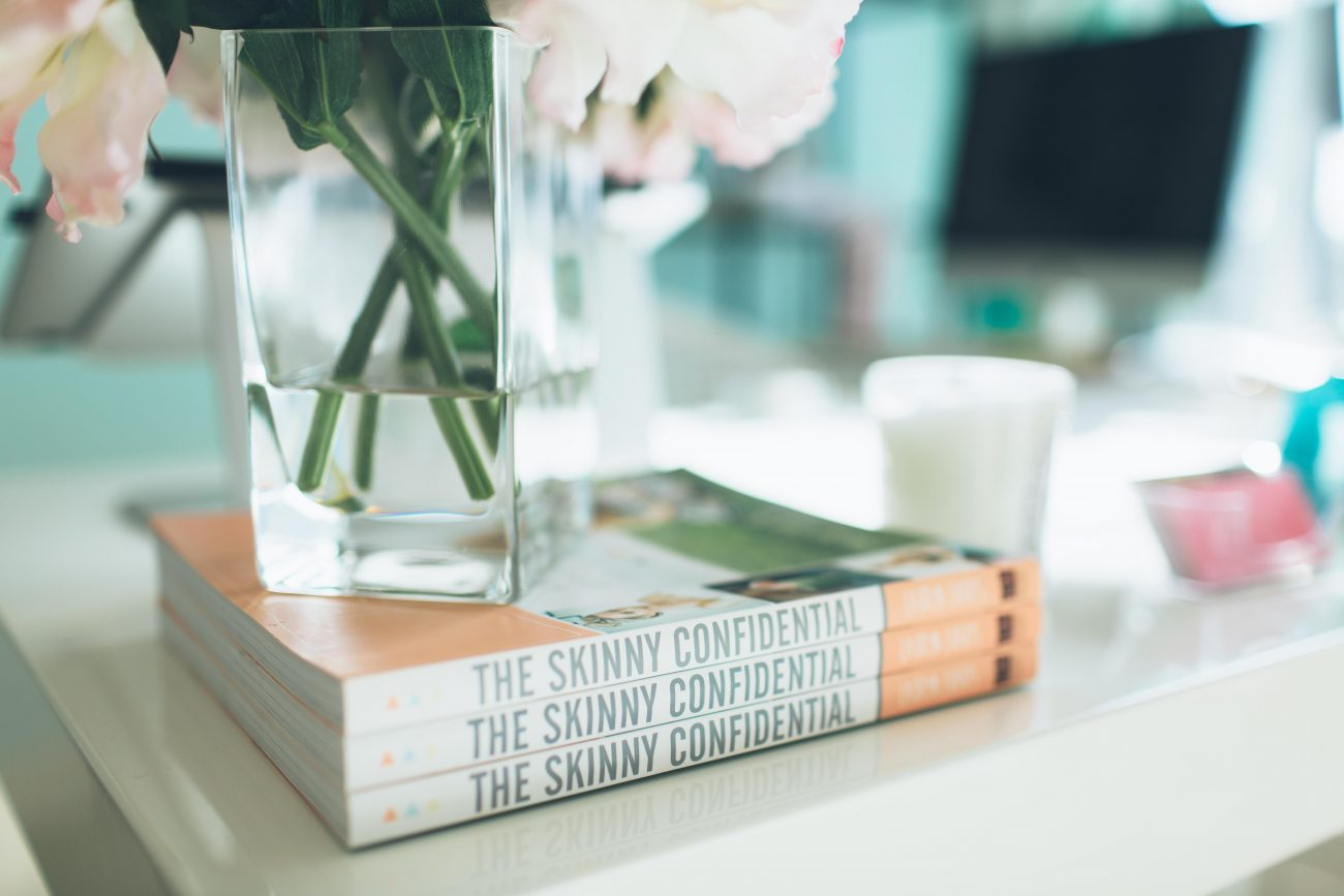 The Skinny Confidential x The Design Network.