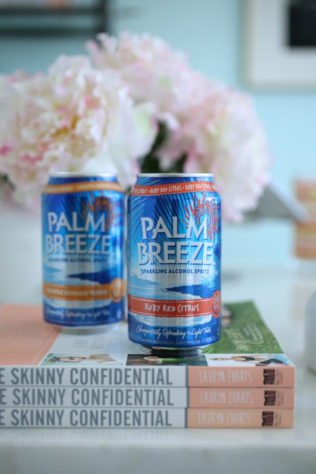 The Skinny Confidential x Palm Breeze.