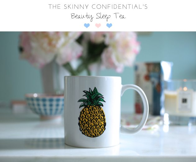 sleepytime tea | by the skinny confidential