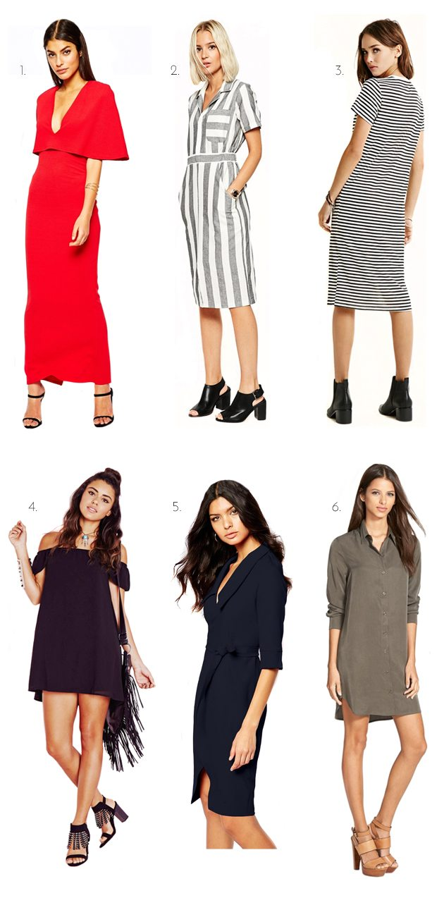 favorite dresses | by the skinny confidential