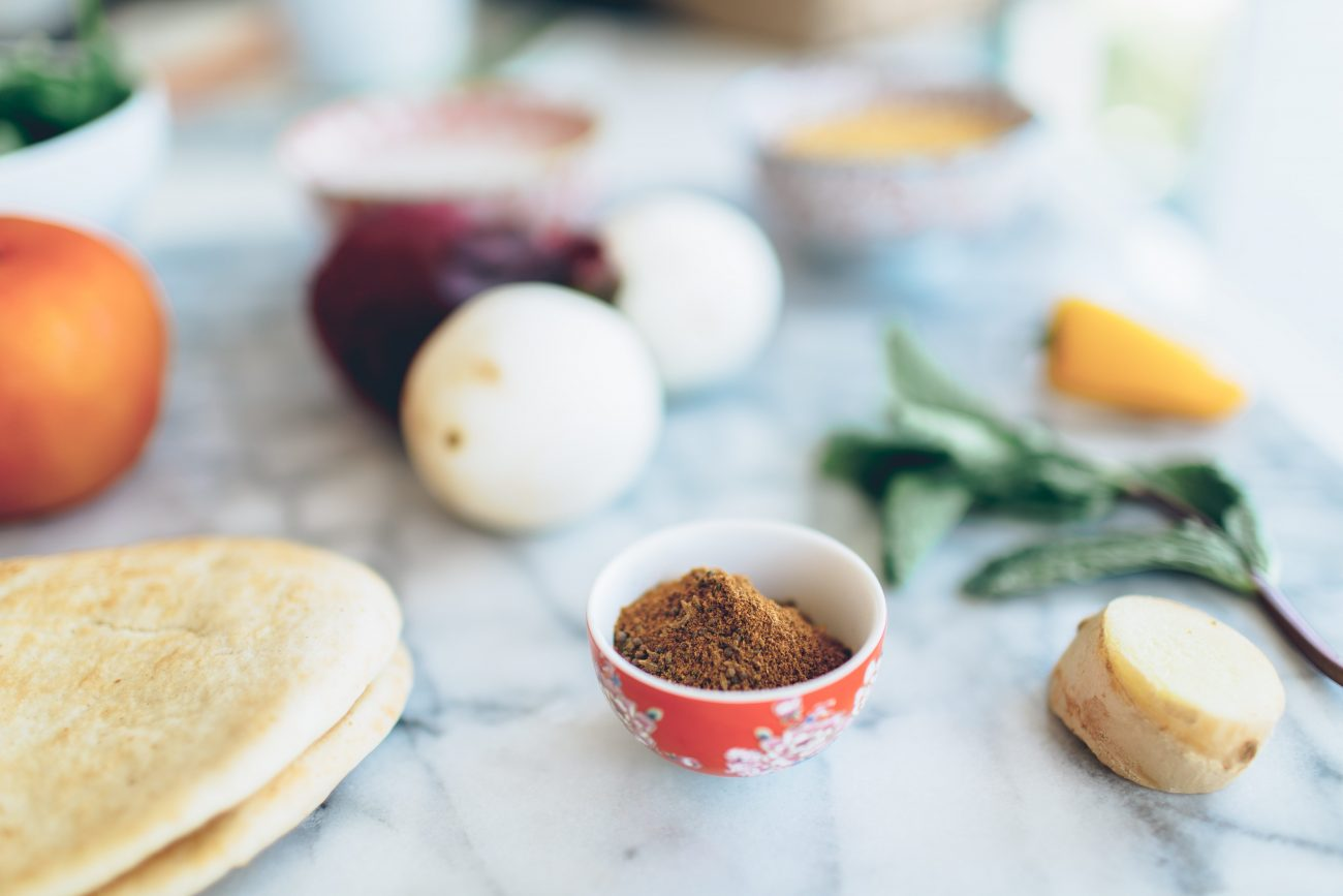 Blue apron breakfast