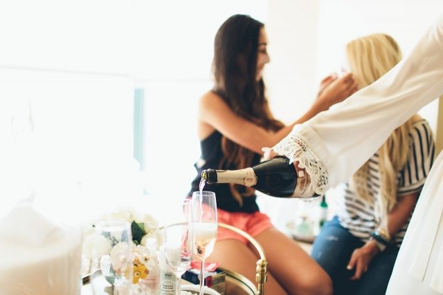 The Skinny Confidential Talks A Girl's Night In