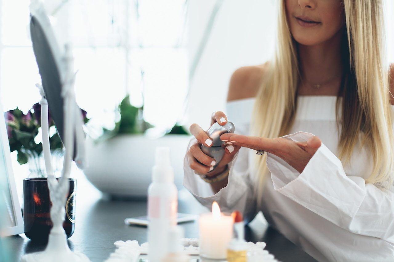 skin care routine | by the skinny confidential