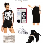 easy halloween costumes by The Skinny Confidential