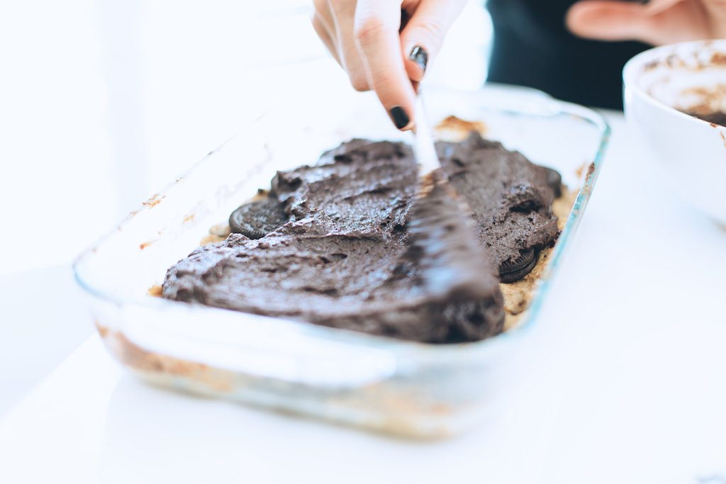 slutty brownies | by the skinny confidential