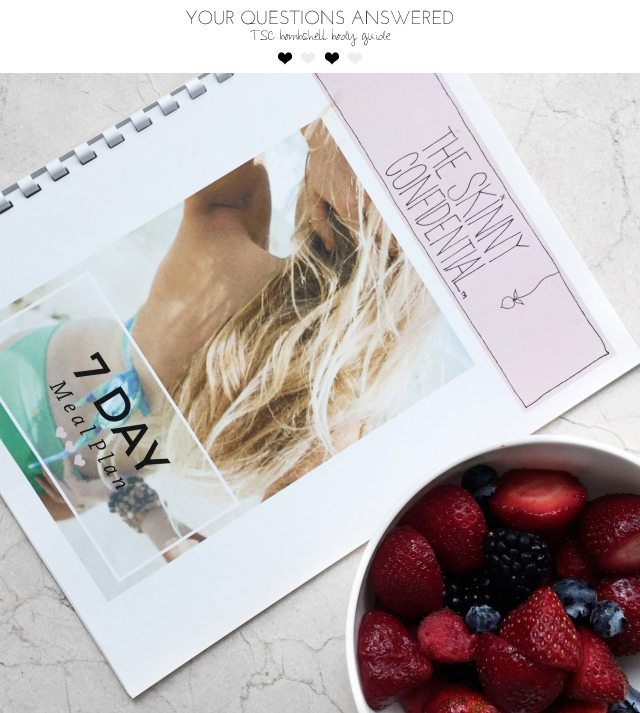 The Skinny Confidential Bombshell Body guide | by the skinny confidential