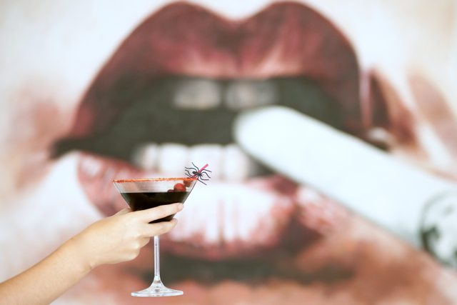 witchy martinis | by the skinny confidential