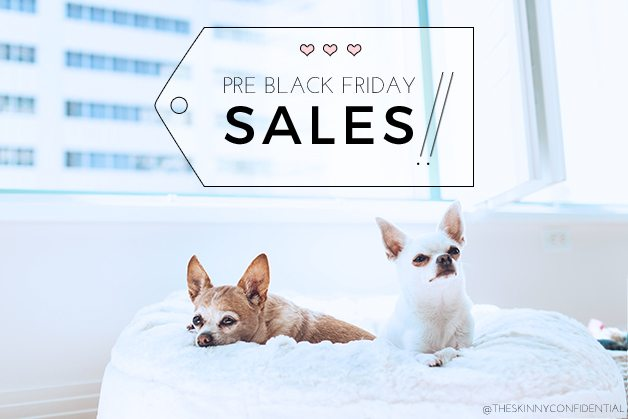 Pre Black Friday Sales!!