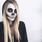 skeleton tutorial at home | by the skinny confidential