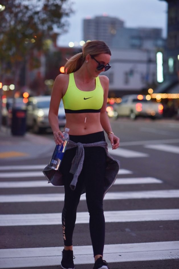 workout updates with Nike 7 | by the skinny confidential