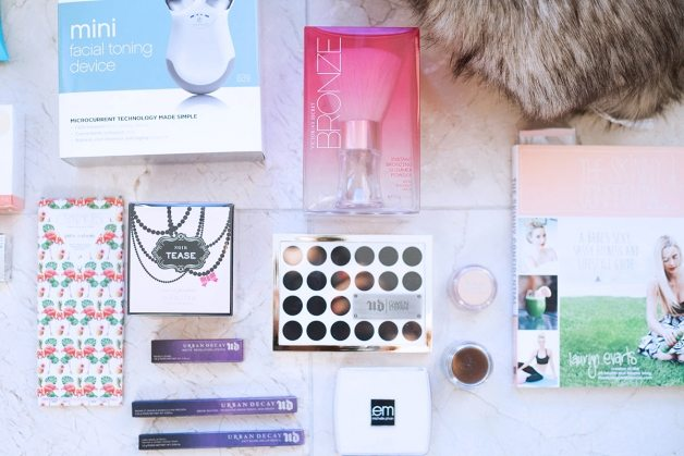 christmas giveaway | by the skinny confidential