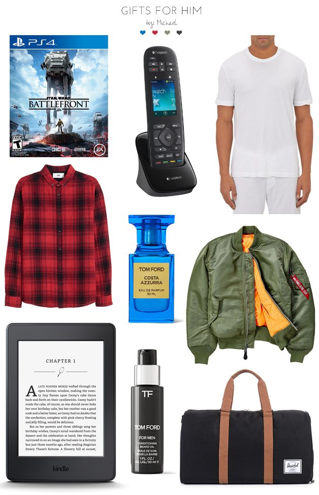 gifts for him by michael   by the skinny confidential