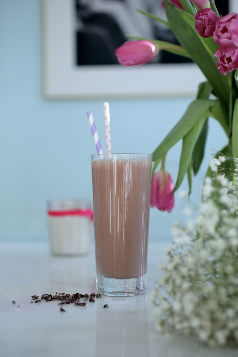 valentine's day chocolate shake 13 | by the skinny confidential