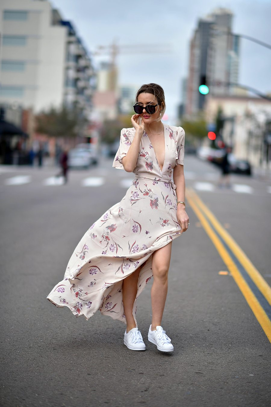 valentine's day dress | by the skinny confidential
