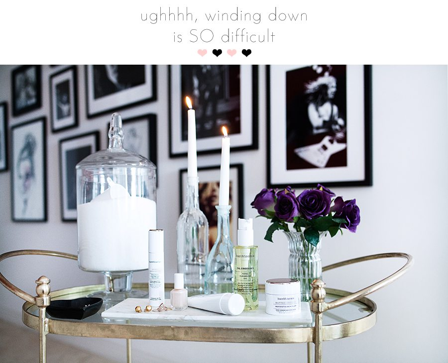 winding down | by the skinny confidential