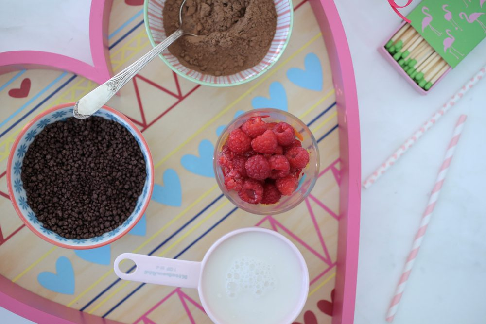 valentine's day chocolate shake 10 | by the skinny confidential