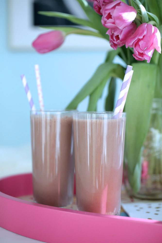 valentine's day chocolate shake 6 | by the skinny confidential