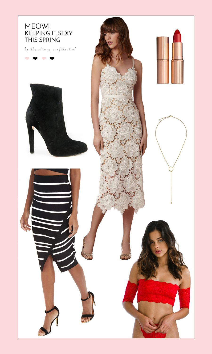keeping it sexy this spring | by the skinny confidential