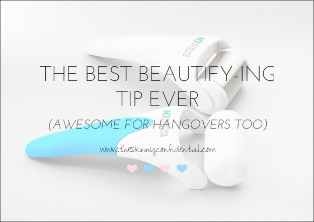the best beauty tip ever | by the skinny confidential