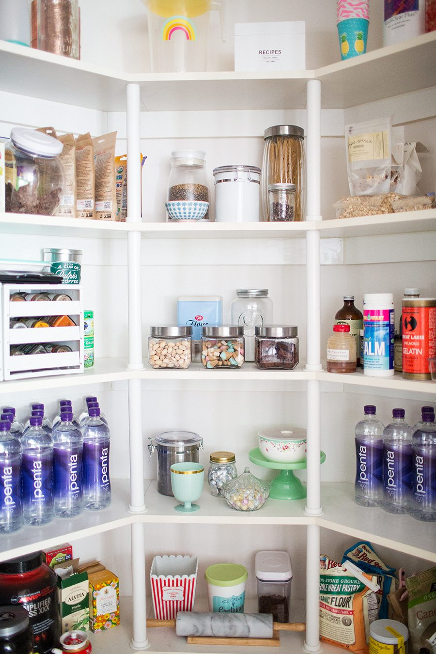 what's in my pantry | by the skinny confidential