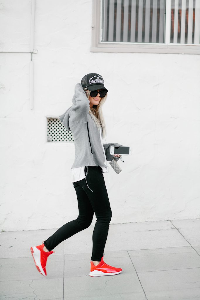 red spicy shoes 1 | by the skinny confidential