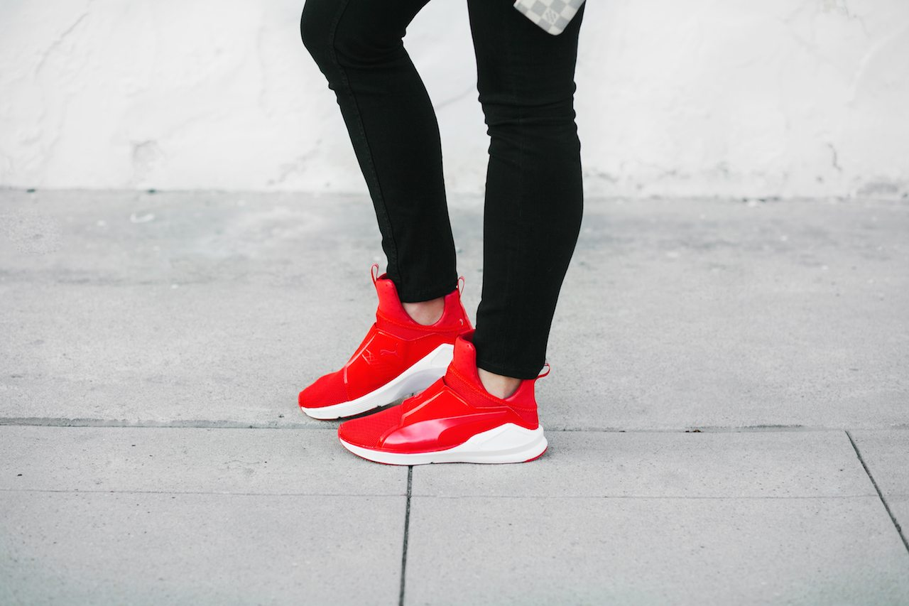 red spicy shoes 22 | by the skinny confidential