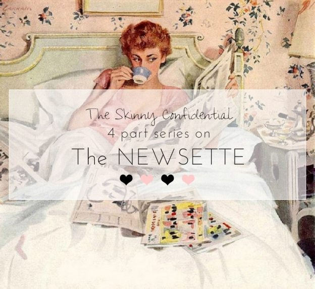 the skinny confidential on THE NEWSETTE 2 | by the skinny confidential