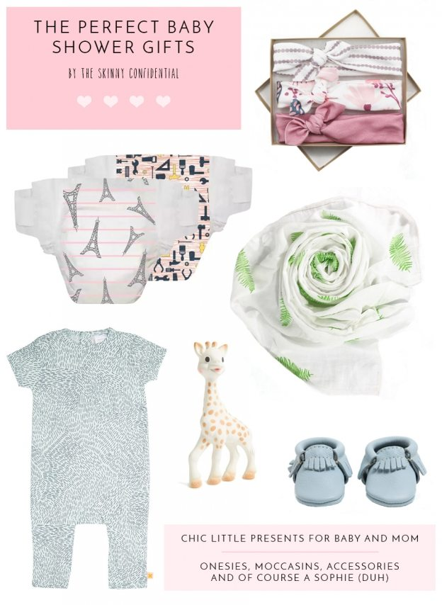 baby shower gifts   by the skinny confidential